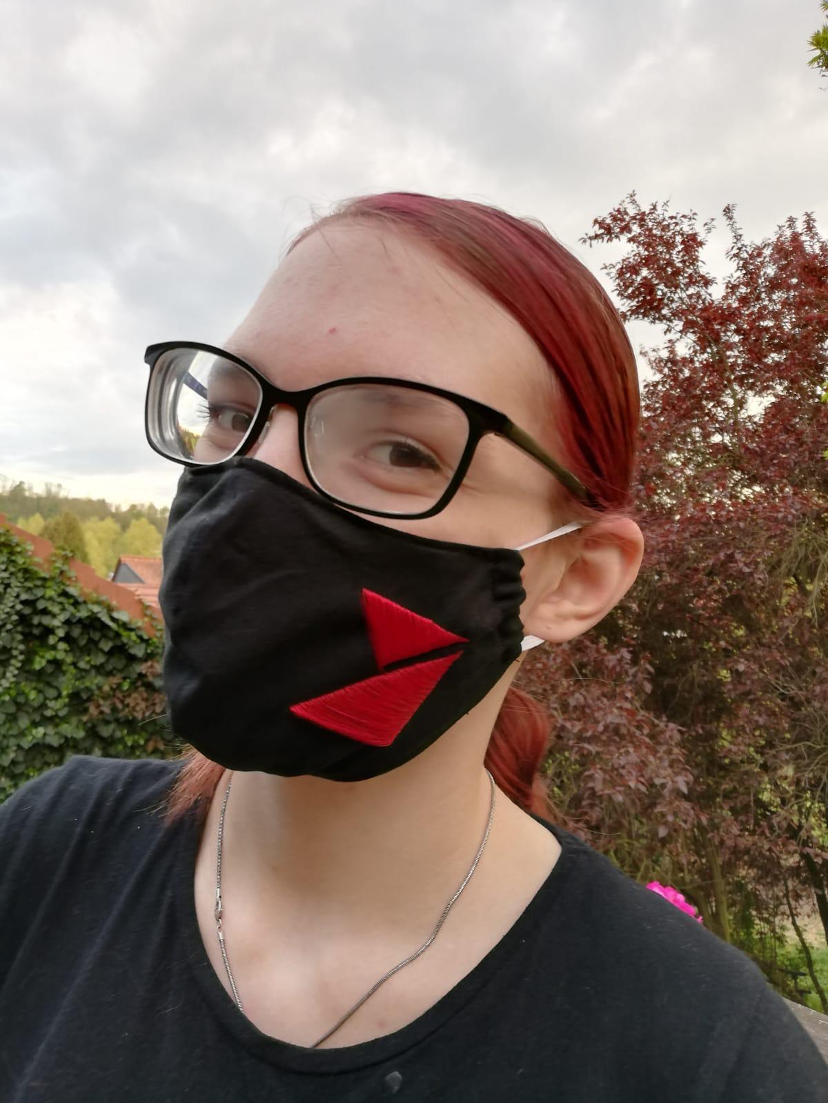 Maske mal anders