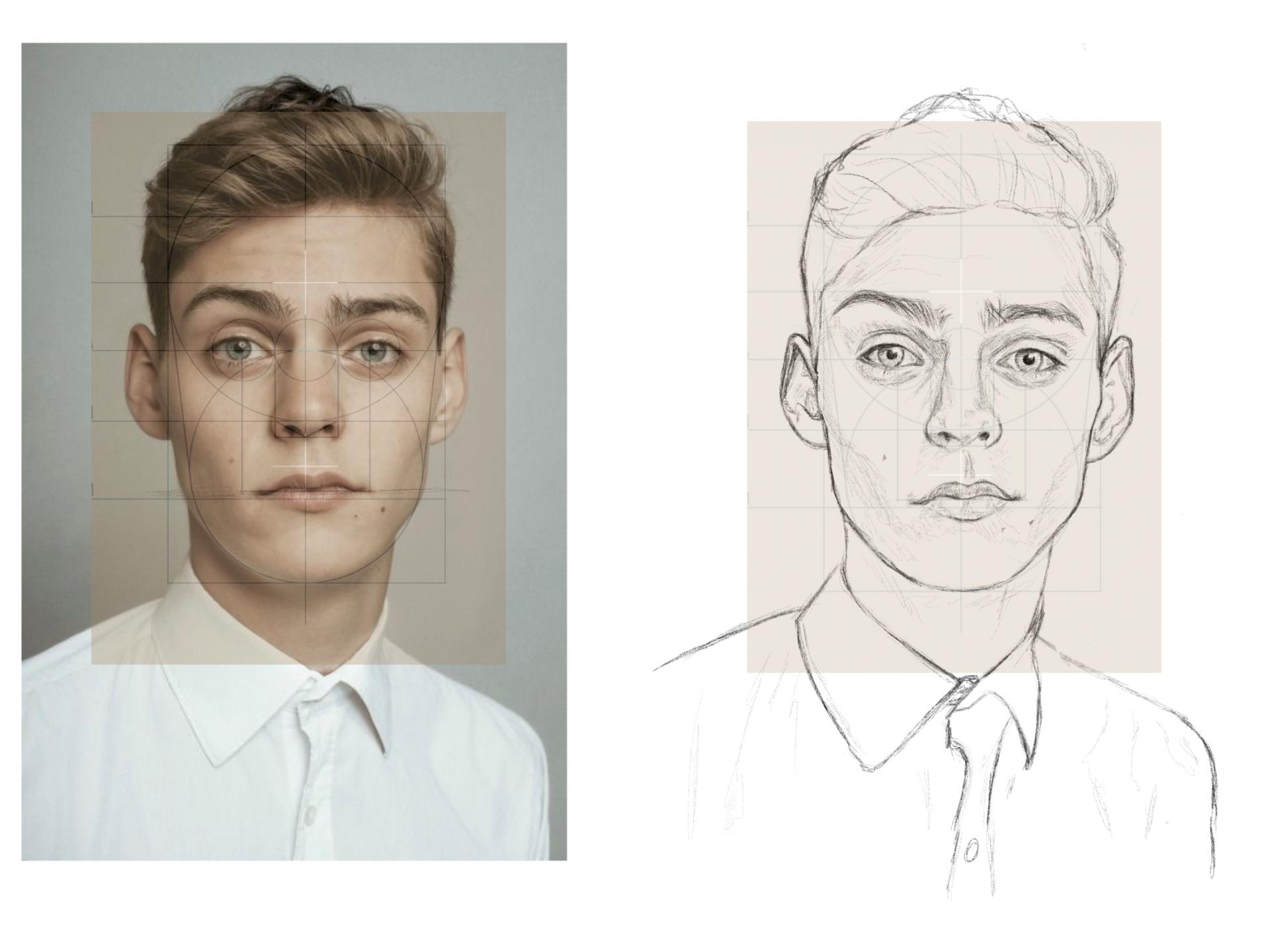 Anatomie Hausaufgabe Gesicht