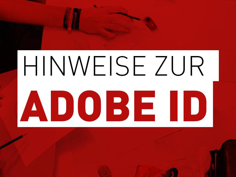 Beitragsbild Adobe Id