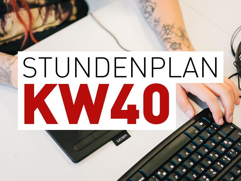 Beitragsbild Kw40