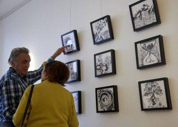 3 Jahre - Ausstellung von Stephanie Pabst & Iryna Kazak