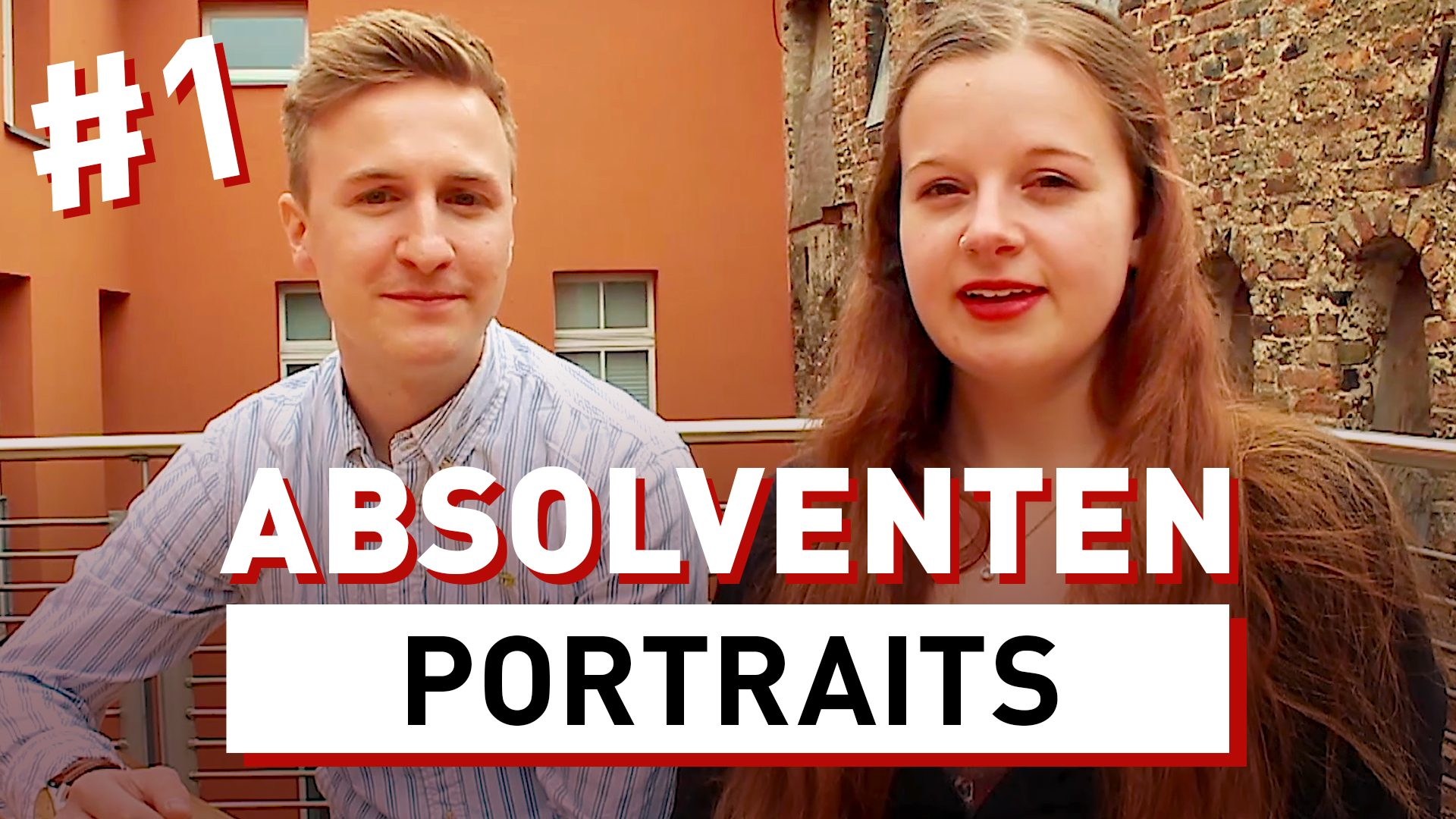 Absolventen Portraits