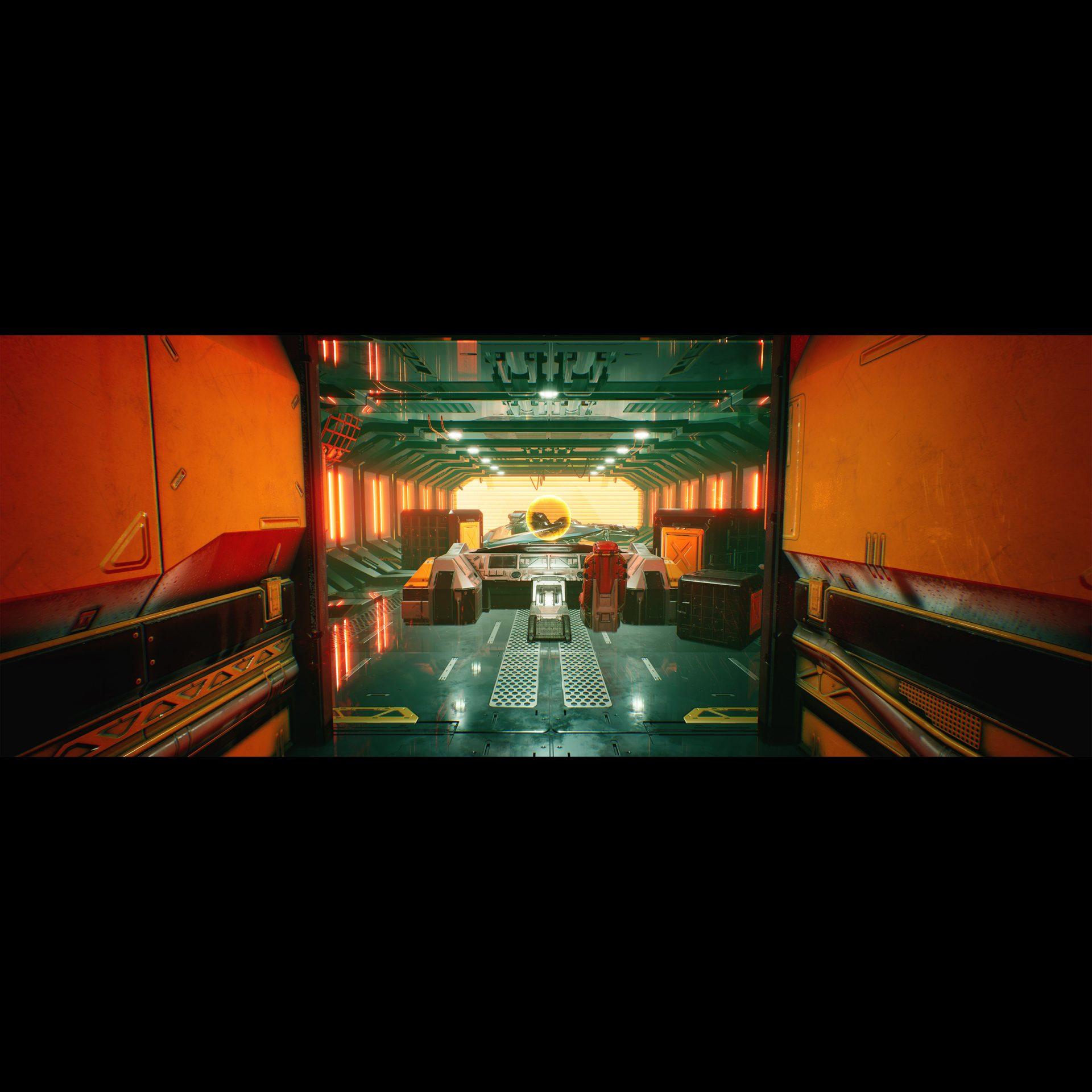 Erste Szenen in Unreal Engine