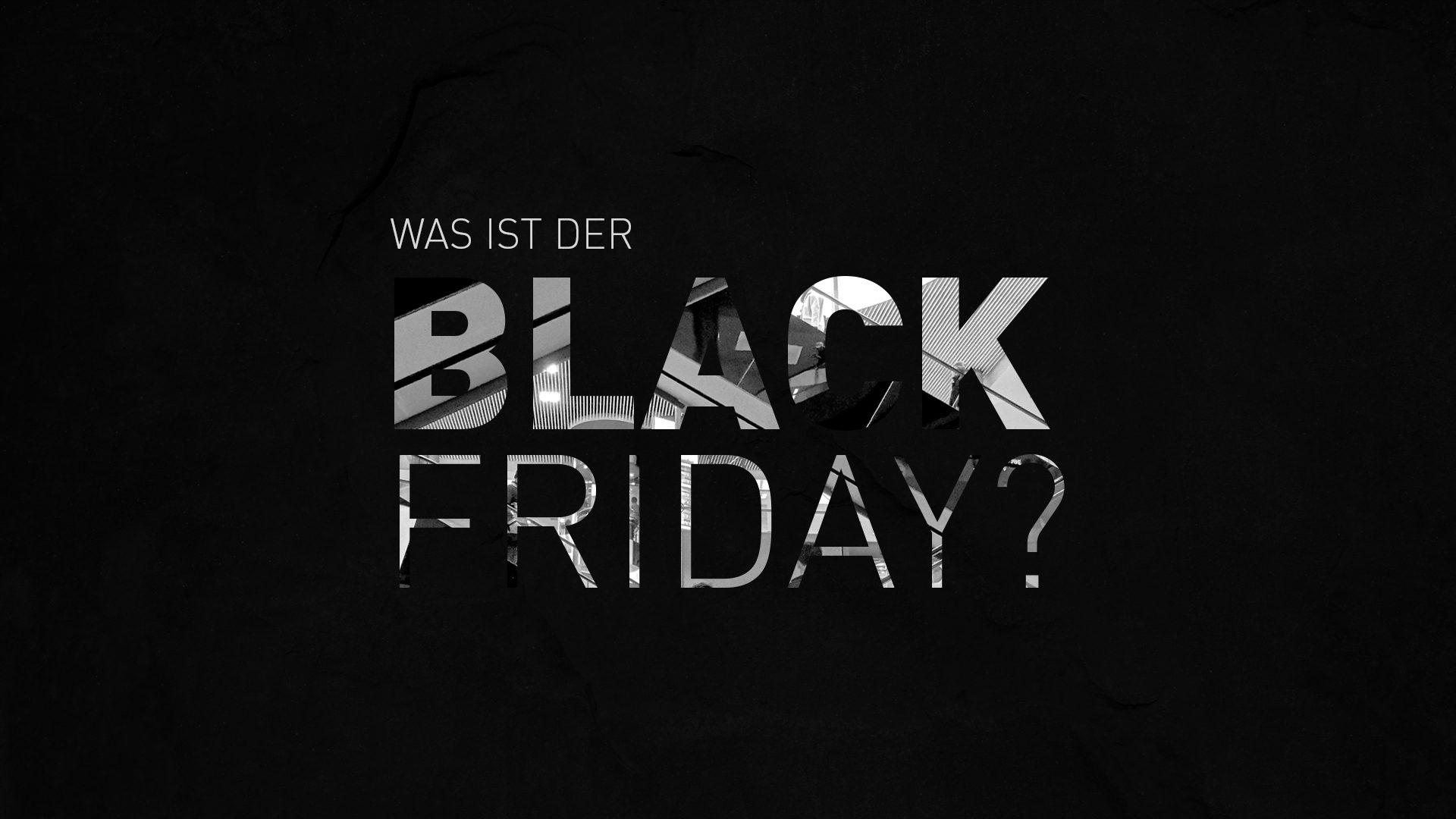 Was ist der Black Friday?