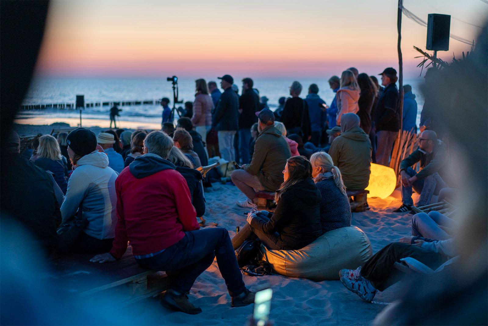 Eindrücke vom horizonte Zingst Festival für Fotografie - Teil 1